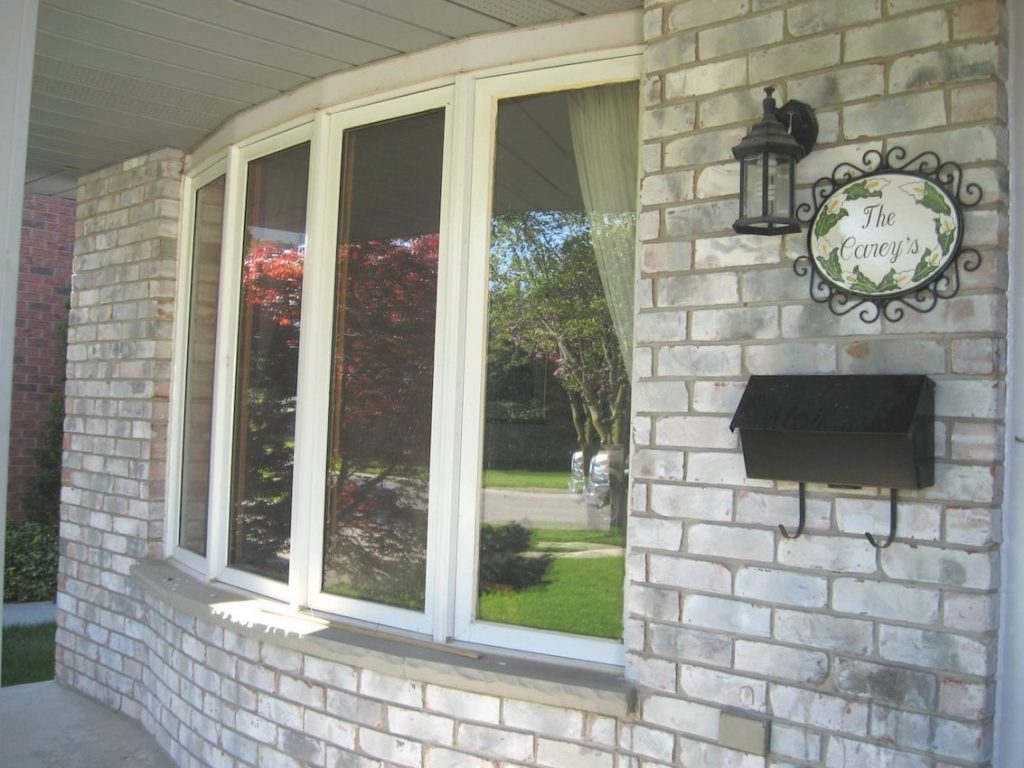 Front Bay Window Replacement Komoka Ontario Stephenson
