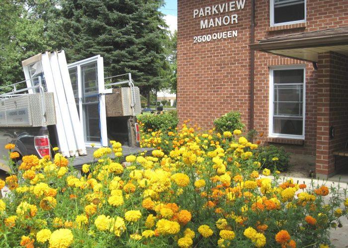 parkview-manor-retrofit Stephenson Windows Strathroy Ontario 5